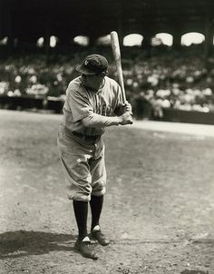 Babe Ruth photo 1927