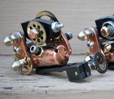 steampunk tattoo machines - Bing Images