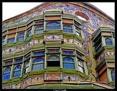 a Casa Comalat (Barcelona - Buscar con Google