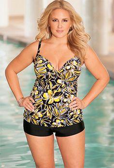 Tankinis, Tankini Swimwear and Bathing Suits -