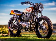 RATE THE TRACKERReader Rating 0 Votes0.0 Richard Pollock of Mule Motorcycles is undoubtedly the godfather of the Hinckley Triumph Tracker, and perhaps one of the best custom Hinckley Triumph Twin builders to of been featured on Bonnefication. Some builders opt for gimmicks to get their builds noticed, machines which are all but useless once the …