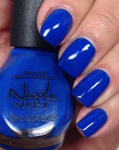 Nicole by OPI - Live in the Momentum