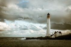 """500px / Photo """"Scurdie Ness Lighthouse"""" by Thor Iversen"""