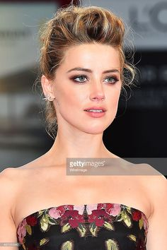 Amber Heard At De Grisogono Fatale In Cannes Party At Cannes Film