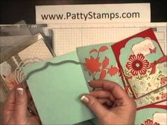patty video; clever framelits edges