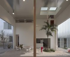 Airy house