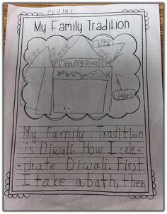 Descriptive essay family tradition
