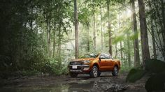 Ford reveals new Ranger Wildtrak across the Pacific