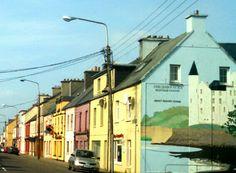 Cahersiveen County Kerry Ireland