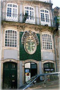Porto - Casa de Almeida Garrett Portugal, Porto City, Most Beautiful Cities, Terra, Portuguese, Big Ben, Wedding Ideas, Landscape, World