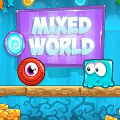Mixed World html5 – puzzle games – r4g