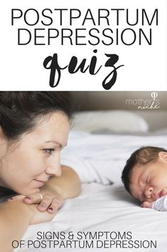 1 out 7 women will experience postpartum depression. Take this postpartum depression quiz to find out if you or a loved one might have more than baby blues Causes Of Depression, Beating Depression, Signs Of Depression, Depression Treatment, Fighting Depression, Depression Recovery Overcoming, Managing Depression, Depression Self Help