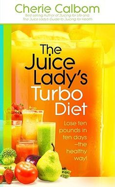The Juice Lady's Turbo Diet by Cherie Calbom.. Best book I have found or juicing that incorporates low glycemic index diet.  Easy to follow recipes that taste good and will not spike your insulin.  Awesome.