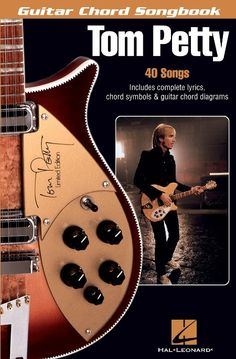 40 of Petty's finest in one compact collection giving you just the basics you need to sing and strum. Song List: - American Girl - Anything That's Rock & Roll - Breakdown - Change Of Heart - Don't Com