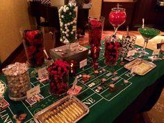 Casino Candy Buffet