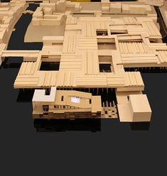 Public Archive in Venice (a respond to Le Corb's Venice Hospital) | Cahyo Candrawan | Archinect