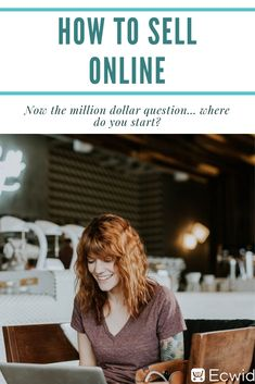 How to Sell Online - E-commerce tips and tricks - So you're ready to start selling online. Now the million dollar question… where do you start? Earn Money From Home, Way To Make Money, Make Money Online, Business Marketing, Online Business, Content Marketing, Affiliate Marketing, Internet Marketing, Media Marketing
