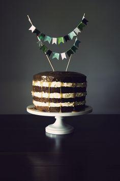 cake, cake, cake.