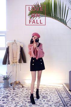 곁에 있어주길 knit - 《公式》Chuu(チュー)レディースファッション通販!