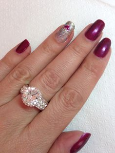 ❤️OPI Opi, Engagement Rings, Nails, Jewelry, Rings For Engagement, Finger Nails, Wedding Rings, Jewlery, Ongles