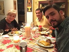 #Rumbacanavidad  @elgatox y flia. #feliznavidad