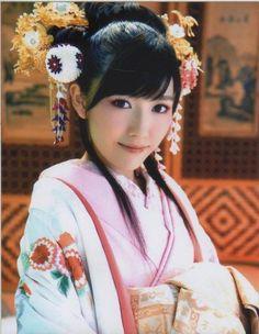 AKB48渡辺麻友=まゆゆ・着物の画像 プリ画像