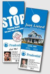 free offer real estate consultation door hanger | REAL ESTATE REF ...