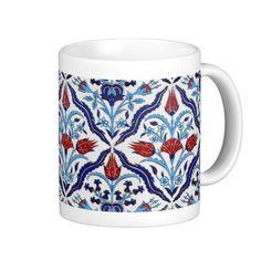 Turkish tile Mug Mug