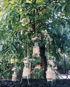 Lamaran dengan DIY Dekorasi ala Medina dan Riki -