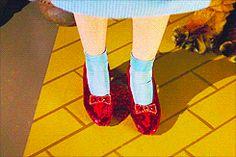 Dorothy has got some new kicks.  Go #vintage  @seasidecollectibles