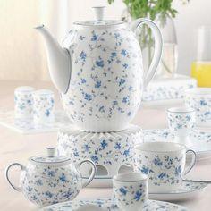 Arzberg Form 1382 Blaublüten Porzellan günstig kaufen
