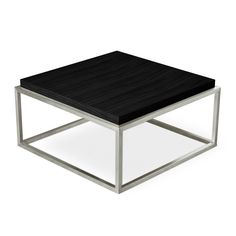 drake coffee table - square