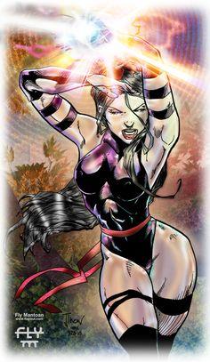 Psylocke  More X-Men @ http://groups.yahoo.com/group/Dawn_and_X_Women & http://groups.google.com/group/Comics-Strips & http://groups.yahoo.com/group/ComicsStrips ~Inge~ @ http://www.facebook.com/ComicsFantasy & http://www.facebook.com/groups/ArtandStuff