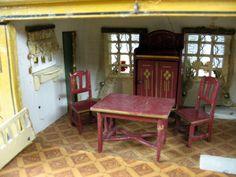 Gottschalk automobile dollhouse interior