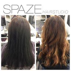 #spaze#spazehairstudio#hair#hairchanges#olaplex#wellahair#wellacolor#instahair#fridays#work#love#hairstyle#haircut#curlyhair#beforeandafter#instagood#hairbesties#balayage#