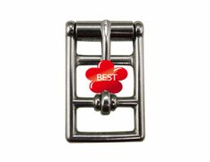 stainless steel casted girth/cinch buckle With roller for horse riding/horse racing(buckle-15)