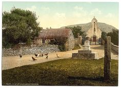 St. Maughold Church, Isle of Man