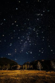 Rocky Mountain National Park The Stars! Like nothing you have ever seen! Rocky Mountain National Park, Colorado and Estes Park, . Beautiful World, Beautiful Places, Beautiful Pictures, Rocky Mountains, Sky Full Of Stars, Star Sky, All Nature, Rocky Mountain National Park, Mountain Park