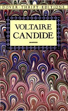 Candide - Voltaire. Ok I just revealed my inner geek. Still a good book.