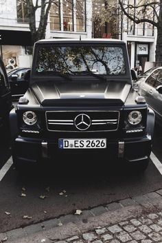 "stayfr-sh: ""Blacked Out G63 """