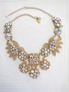 Show Stopping Aurora Borealis Necklace