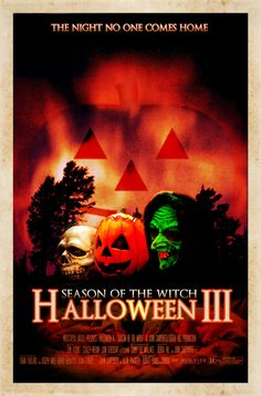 Halloween III Season of the Witch 1982 Movie