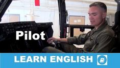 Marine Pilot - English Listening Practice and Quiz - EA Learning English Listening Test, Listening Skills, English Lessons, Learn English, Osprey Aircraft, K9 Dog Training, Becoming A Pilot, Improve Your English, Work With Animals