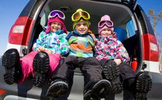 Keep your kids safe and your vehicle clean with winter safety advice from PermaPlate! Winter Months, Nars, Cleaning, Vehicles, Safety, Advice, Security Guard, Tips, Car