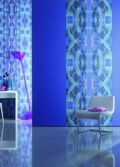 Karim Rashid Wallpapers & wallcoverings for walls in Delhi/NCR, India. Please go on http://www.wallpaper-wallcovering.com/ Or call us 9810129384