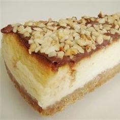 Easy Sour Cream Cheesecake - Allrecipes.com