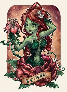 T O X I C Art Print by  Tim Shumate