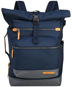 Tumi Dalston Collection Ridley Roll-Top Backpack