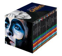 Peter Gabriel Italy boxset