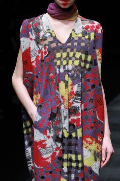[No.64/116] HIROKO KOSHINO 2013~14秋冬コレクション | Fashionsnap.com